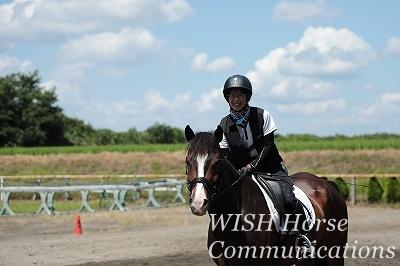 愛馬と愛し合う乗馬