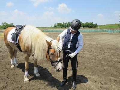 馬と気持ちが通じる乗り方