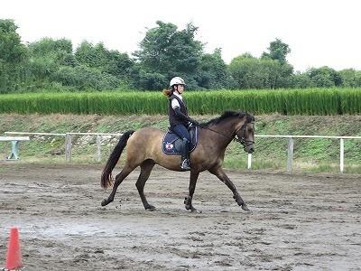 馬に乗ることは自分と向き合うこと