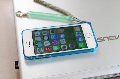 iphoneに変えました!
