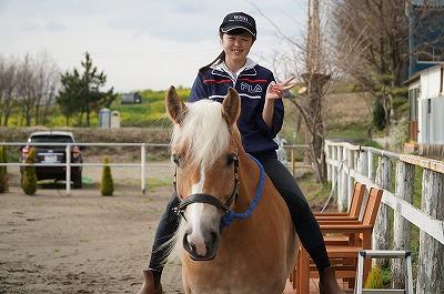 馬と一緒って素敵な感覚