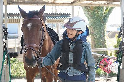 馬と共鳴する馬術