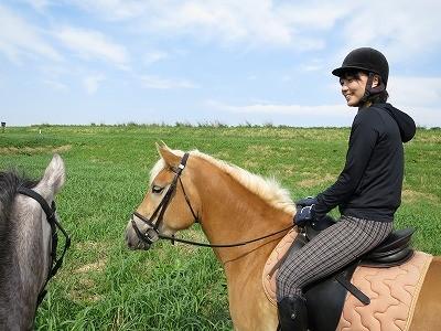 私たちが乗馬に望むもの