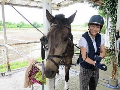 馬と素晴らしいパートナーシップ