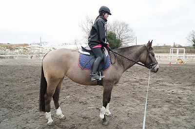 乗馬で大切なのはリラックス