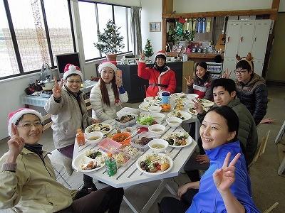 クリスマスホースパーティーありがとうございました!