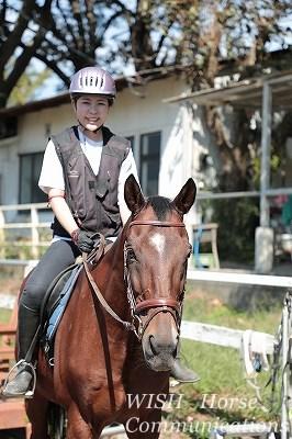 馬を大切にしている乗馬クラブ