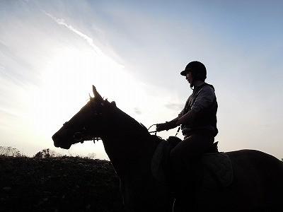 人も馬も乗馬を楽しもう!
