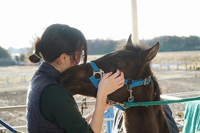 馬と人との調和を大切に