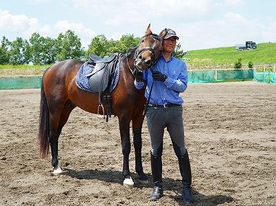馬とこんなことしてみたい