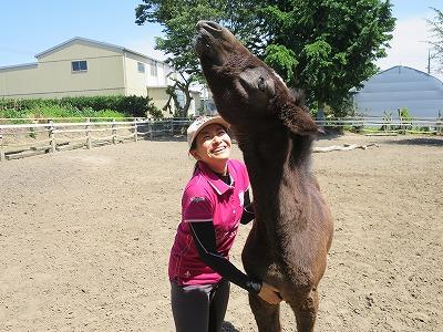 馬と共に幸せになる