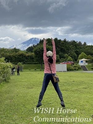 山ジャンプ