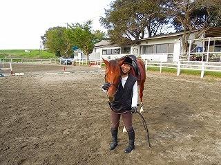 ウィッシュの馬の違いを感じてください