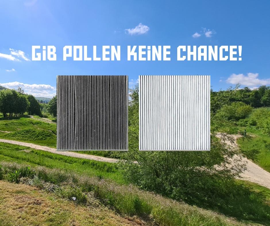 Pollenfilter auswechseln
