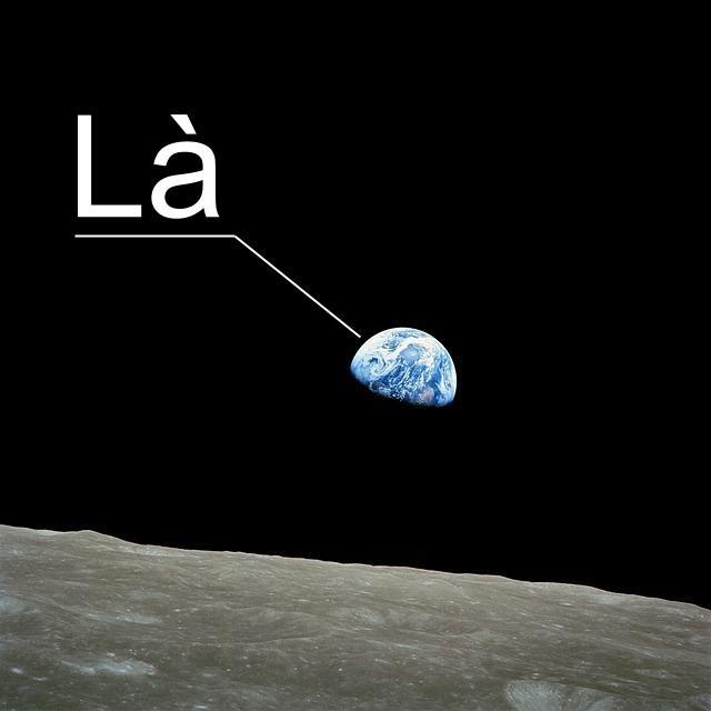 position dans l'univers : Ville d'Angoulême, planète terre
