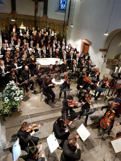Bild: Konzert 2018 in Erkrath
