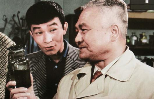 清水元(右):「ウルトラQ」より