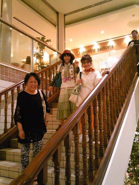 マリ、紅美、洋子