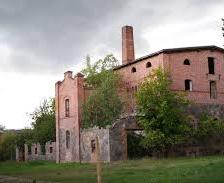 Die 1830 errichtete alte Brennerei in Ringenwalde