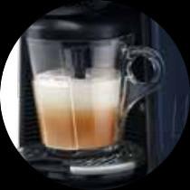 Maggiore versatilità: personalizza le tue bevande con il latte che preferisci