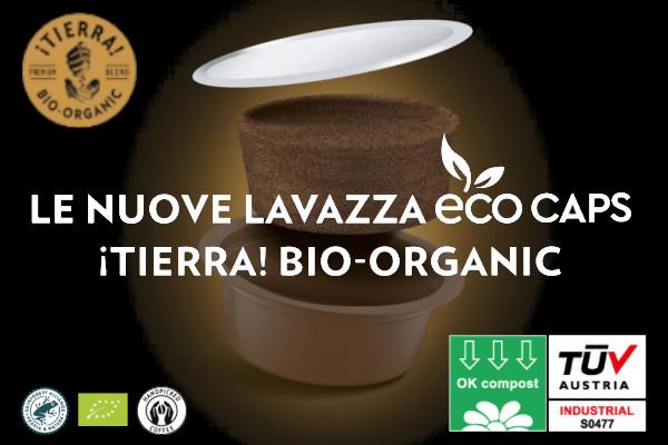 Nuove capsule ECO CAPS compostabili