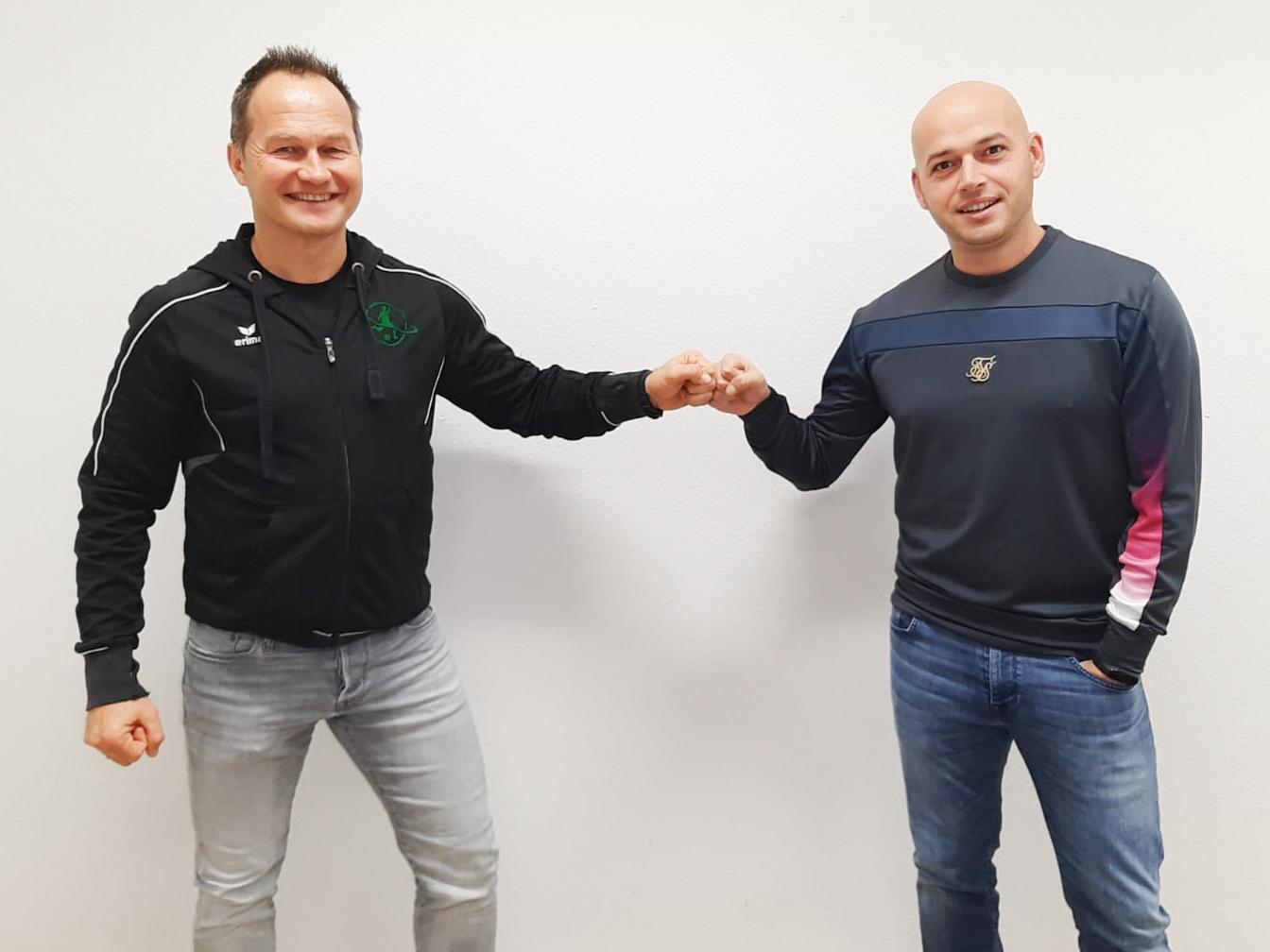 Micheldorf hat einen neuen Co-Trainer