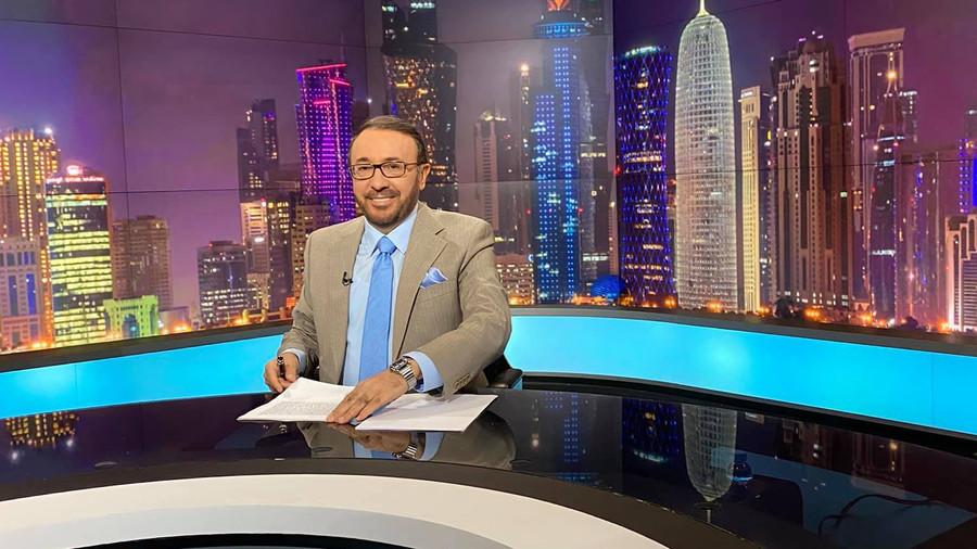"Ist Moderator bei ""Al-Dschasira"" und bewundert Israel: Faisal al-Kassem // Foto: Faisal Al-Kasim, Facebook"