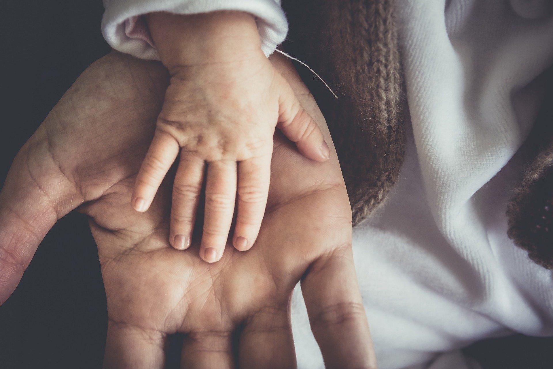 die Hände Jesu