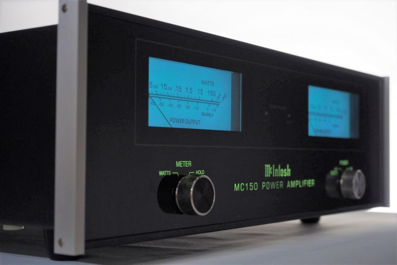 McIntosh Endverstärker MC 150
