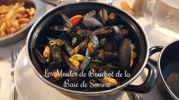 Dégustez les moules de Bouchot en Baie de Somme, un délice !