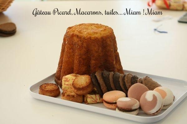 Le fameux Gâteau Picard