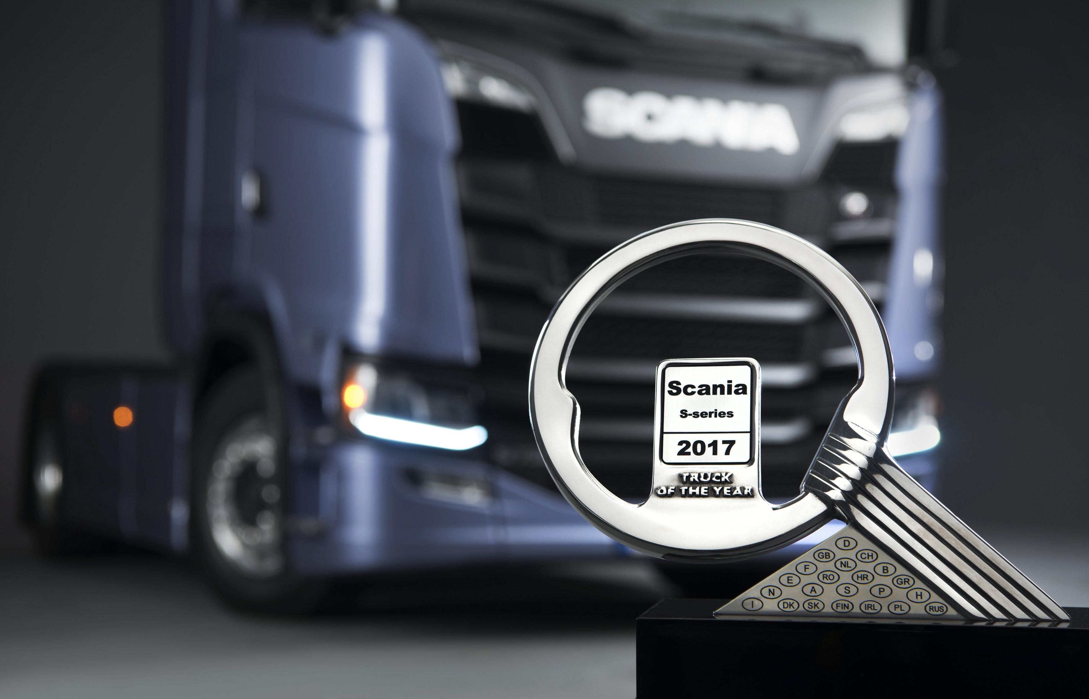 News zu Scania Breuer