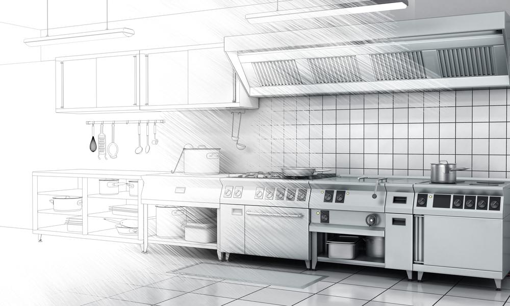 Großküchen - Wartung, Service, Planungen
