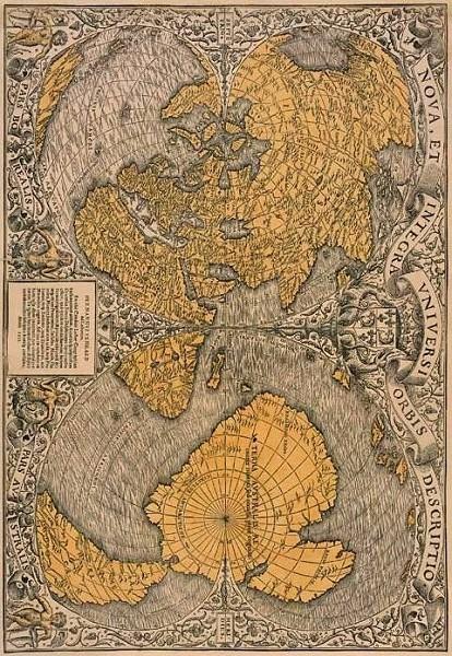 L'Antarctique était très proche de l'Afrique  .