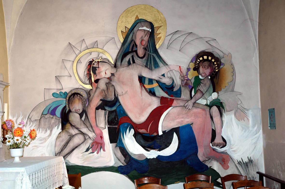 Découvrir le village de Sainte Eulalie en Born