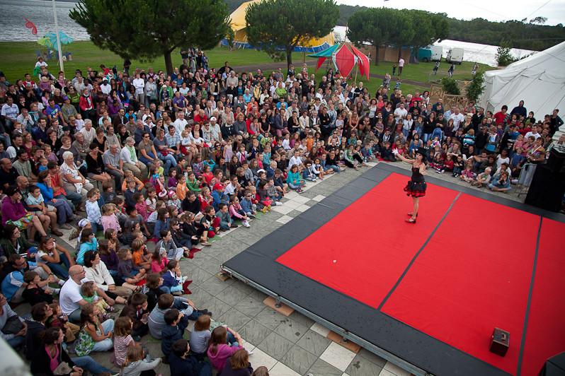 Découvrez les festivals Aquitaine en Scène du Pays