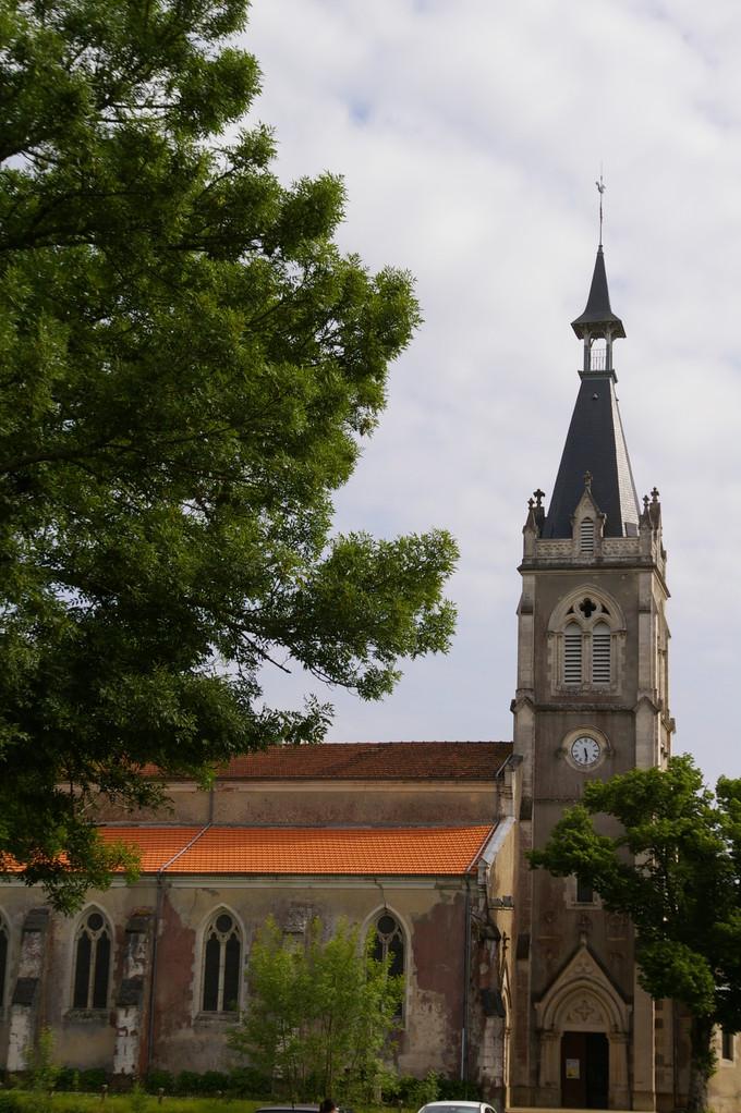 Saint Paul En Born Ville