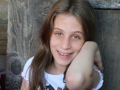 MAAYAN LEVIN (11 años y medio- Kibutz Nir Itzjak)