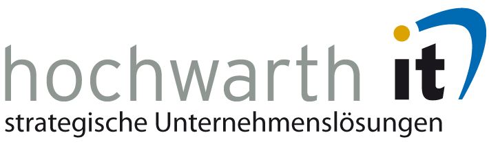 Logo Hochwarth-IT GmbH