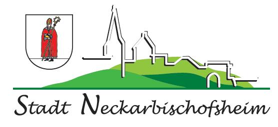 Logo Stadt Neckarbischofsheim