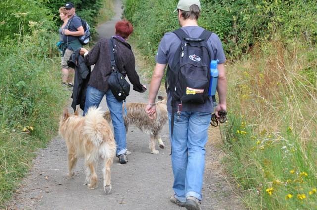 In der Eifel mit Andrea und Annouk Juli 2010