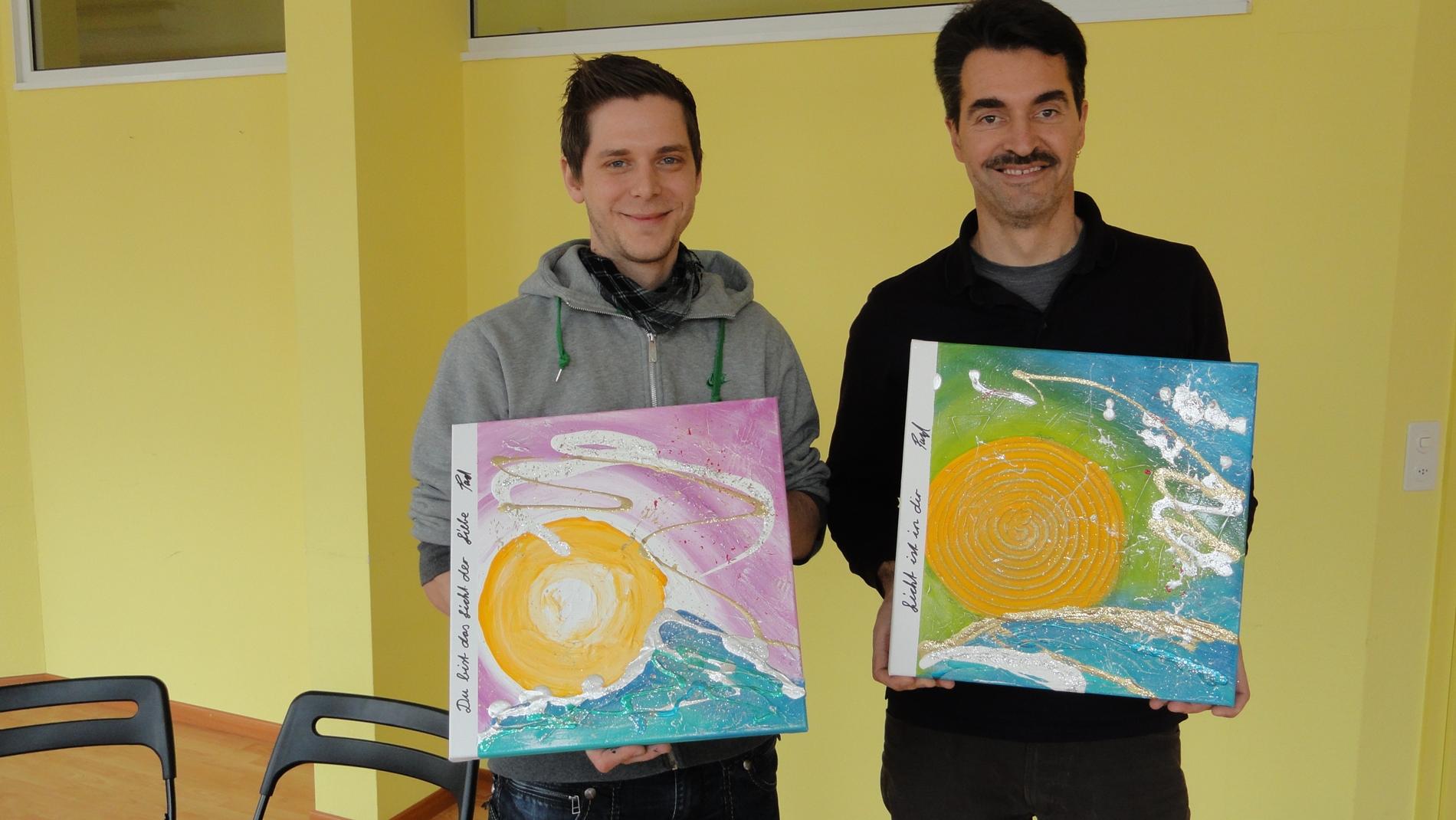 Inspirierende Projekte mit Pascal Voggenhuber