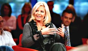 Judith Alwin als Expertin im TV