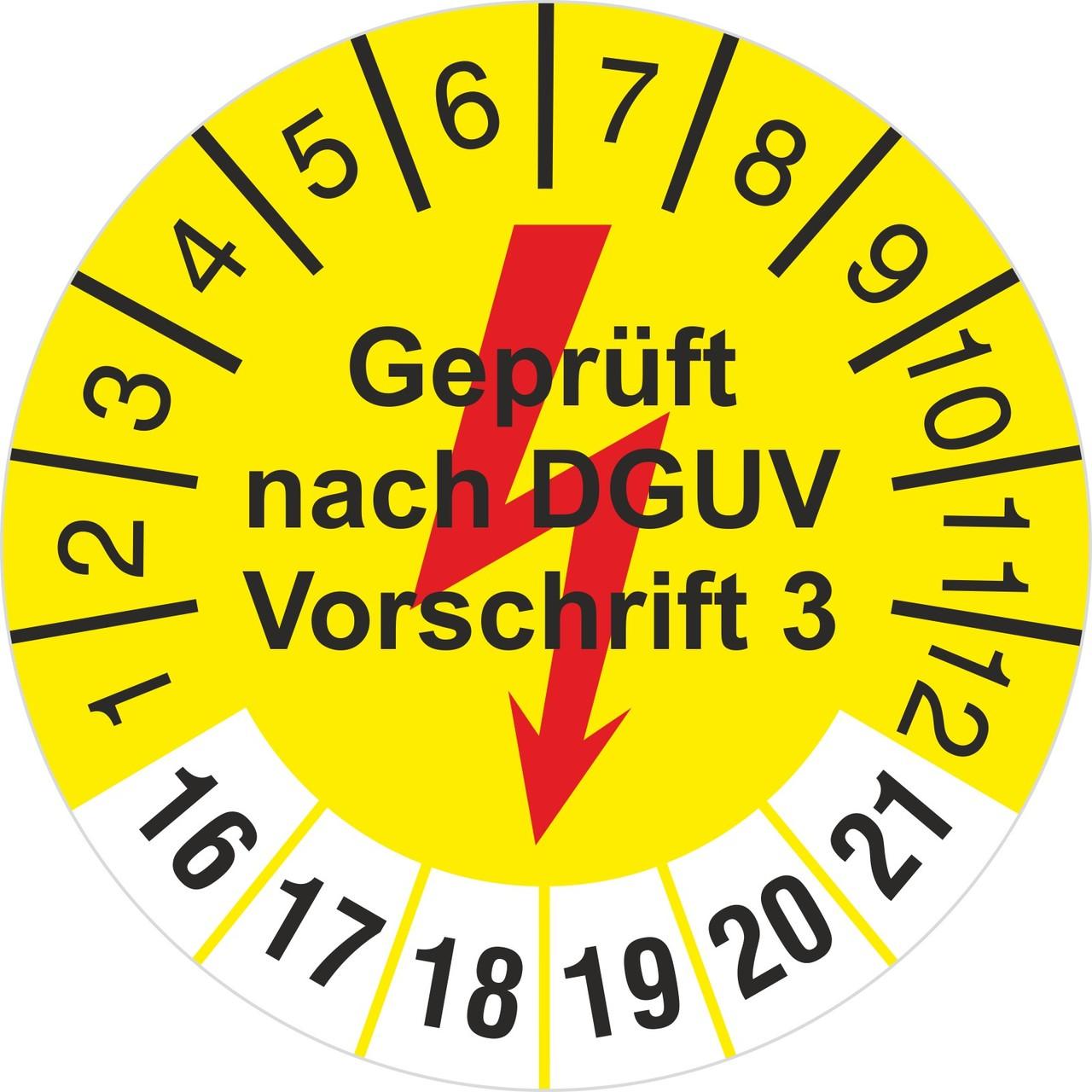 Elektrische Geräteprüfungen