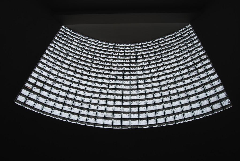 Rotonda de Bellas Artes, apoteosis de la luz.