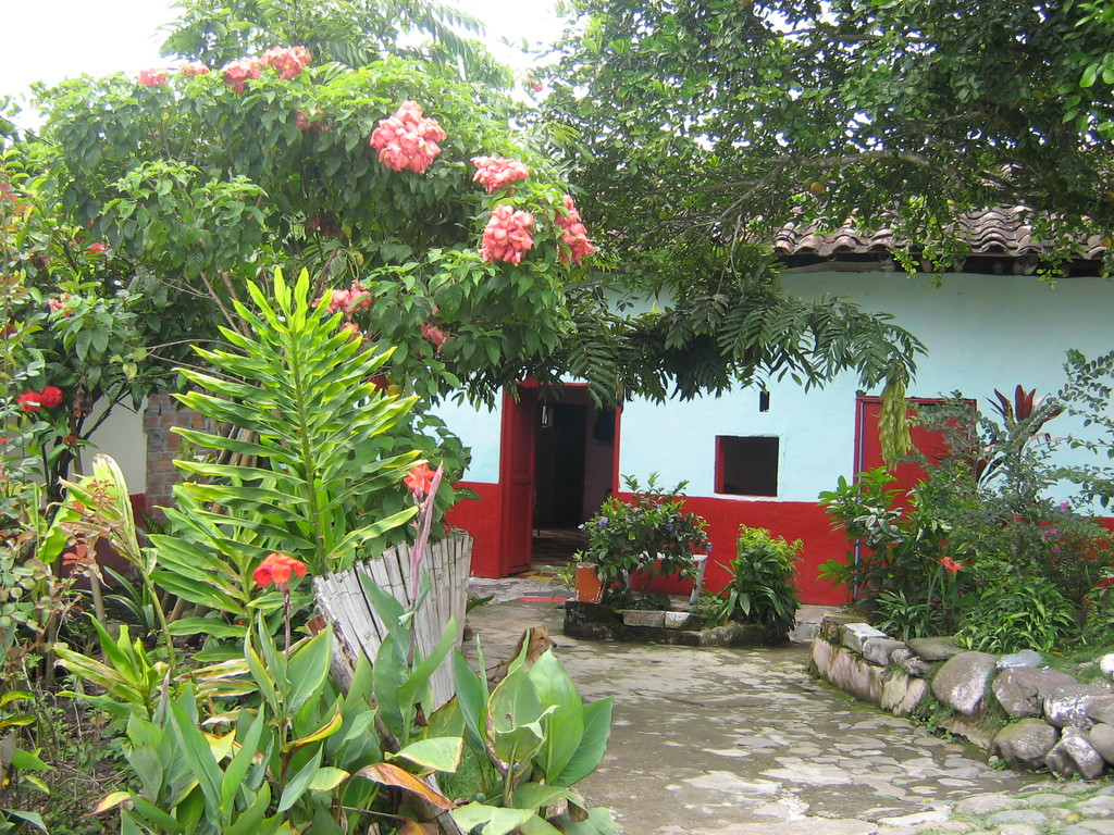 Casa típica Kilómetro 41
