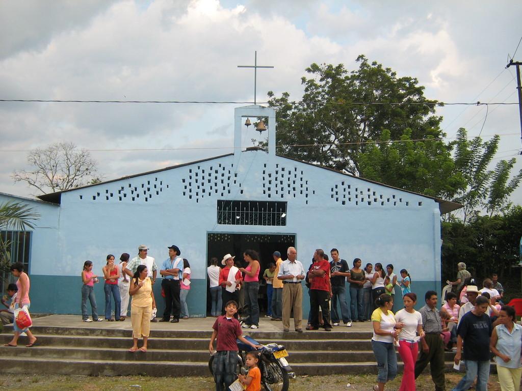 Iglesia Kilómetro 41