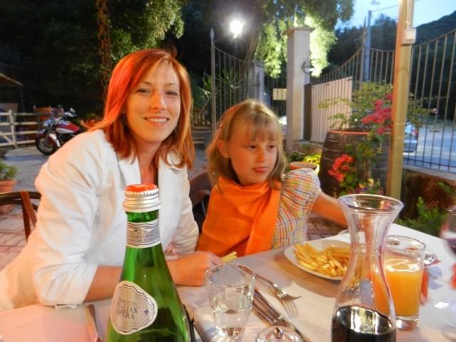 Urlaub in der Toscana.