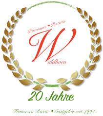 Das Waldhorn Logo zum Geburtstag