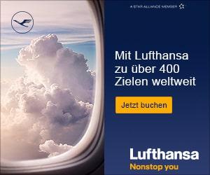 Freigepäck Lufthansa
